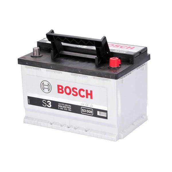 Akumulators Bosch S3 0 092 S30 080