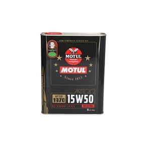 Motoreļļa 2100 CLASSIC OIL 15W50 2L
