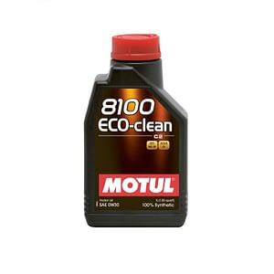 Motoreļļa 8100 ECO-CLEAN 0W30 1L