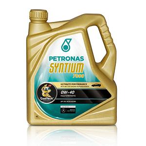 Motoreļļa Petronas-syntium-7000 0W40 4L