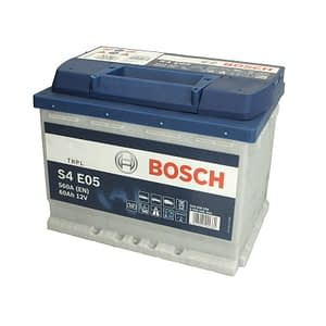 Akumulators Bosch EFB 0 092 S4E 050