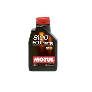 Motoreļļa 8100 ECO-NERGY 0W30 1L