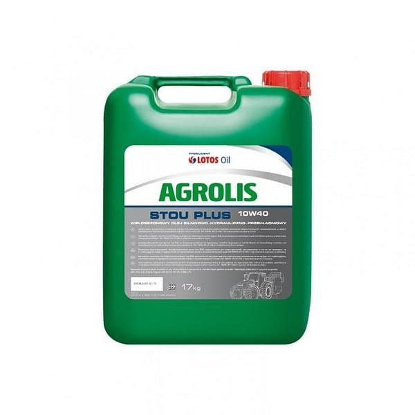 Lotos AGROLIS STOU PLUS 10W-40 20L