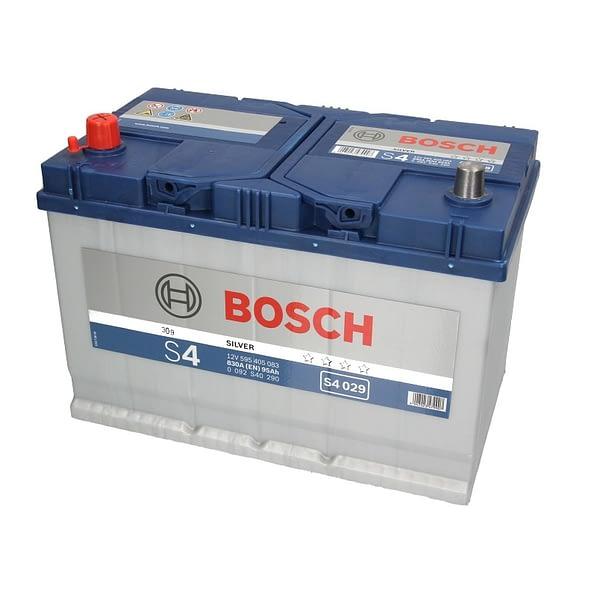 Akumulators Bosch S4 0 092 S40 290