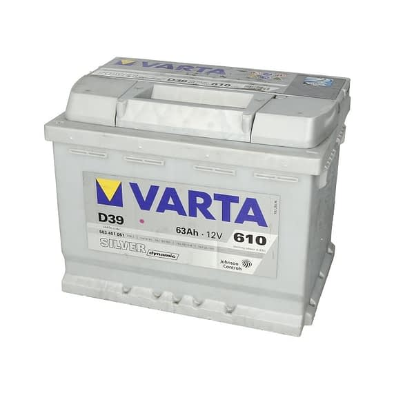 Akumulators VARTA SILVER DYNAMIC SD563401061