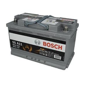 Akumulators Bosch AGM 0 092 S5A 110