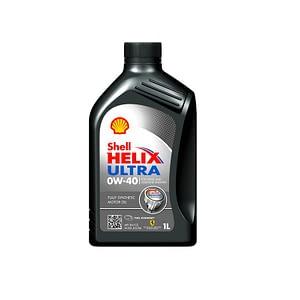 Motoreļļa HELIX ULTRA 0W40 1L