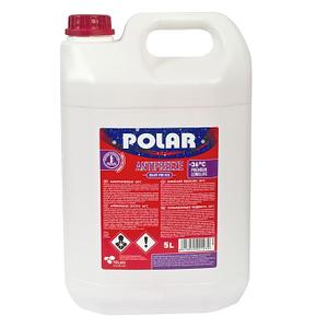 Polar sarkans antifrīzs 5L