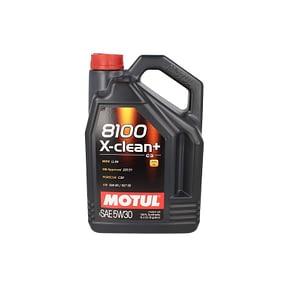 Motoreļļa 8100 X-CLEAN+ 5W30 5L