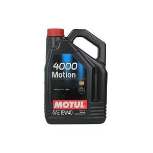Motoreļļa 4000 MOTION 15W40 5L