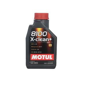 Motoreļļa 8100 X-CLEAN+ 5W30 1L