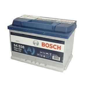 Akumulators Bosch EFB 0 092 S4E 080