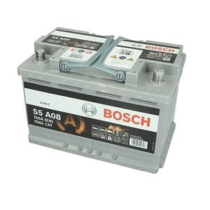 Akumulators Bosch AGM 0 092 S5A 080