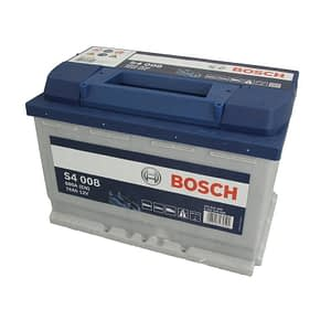 Akumulators Bosch S4 0 092 S40 080