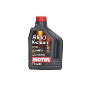 Motoreļļa 8100 X-CLEAN 5W40 C3 2L