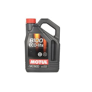 Motoreļļa 8100 ECO-LITE 0W20 4L